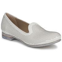 Zapatos Mujer Mocasín Strategia CLOUPI Blanco