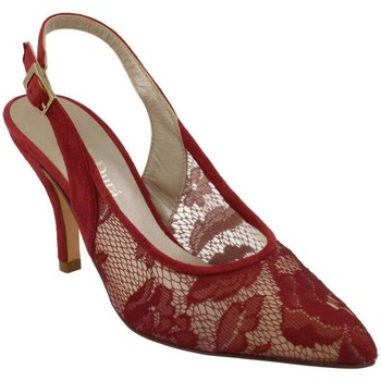 Zapatos Mujer Zapatos de tacón Durá - Durá 1357 NIZA Rojo