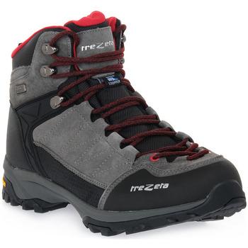 Zapatos Hombre Senderismo Trezeta ARGO WP GREY RED Grigio