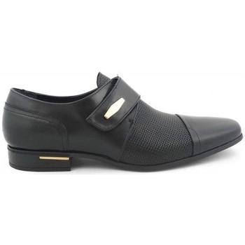 Zapatos Hombre Derbie Zerimar SANTA LUCÍA Negro