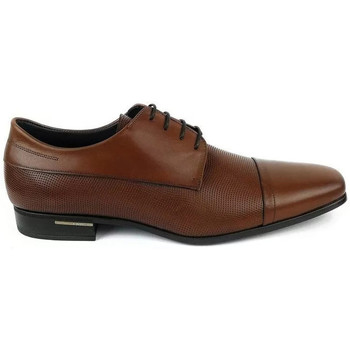 Zapatos Hombre Derbie Zerimar SANÁ Beige