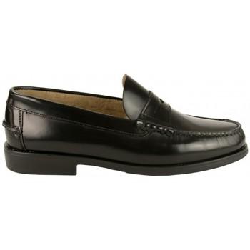 Zapatos Hombre Mocasín Zerimar BANGLADÉS Negro