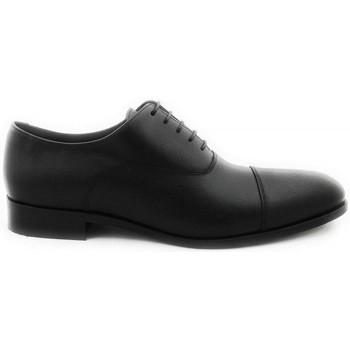 Zapatos Hombre Derbie Zerimar HUELVA Negro