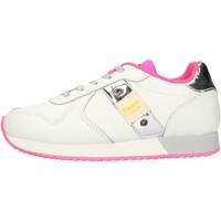 Zapatos Niña Zapatillas bajas Blauer S1LILLI02LEA blanco