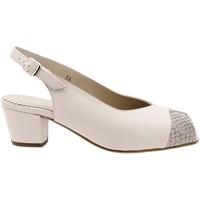 Zapatos Mujer Sandalias Gasymar 6015 Gris