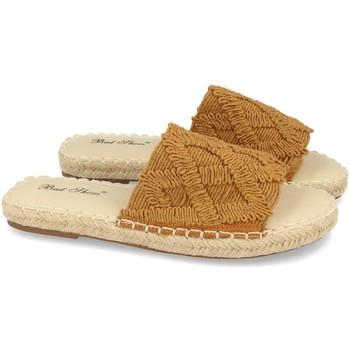 Zapatos Mujer Sandalias Milaya 2S24 Camel