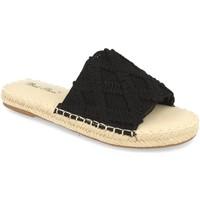 Zapatos Mujer Zuecos (Mules) Milaya 2S24 Negro