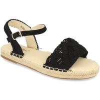 Zapatos Mujer Sandalias Milaya 2S25 Negro