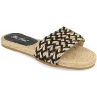 Zapatos Mujer Zuecos (Mules) Milaya 2S30 Negro