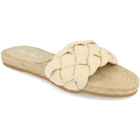 Zapatos Mujer Zuecos (Mules) Milaya 2S31 Beige