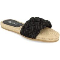 Zapatos Mujer Zuecos (Mules) Milaya 2S31 Negro