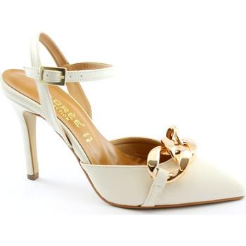 Zapatos Mujer Zapatos de tacón Nacree NAC-CCC-038064-BU Bianco