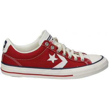Zapatos Hombre Zapatillas bajas Converse STAR PLAYER Rojo