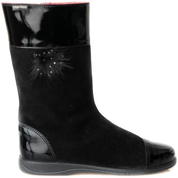 Zapatos Hombre Botas Titanitos BOTA POMPON CHAROL Negro