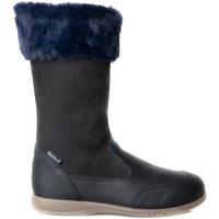 Zapatos Hombre Botas de nieve Titanitos BOTA PELO COMBINADA Azul