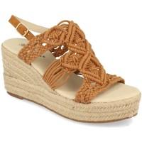 Zapatos Mujer Sandalias Milaya 5S3 Camel