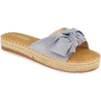 Zapatos Mujer Zuecos (Mules) Prisska YJ8382 Azul