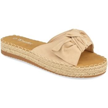 Zapatos Mujer Zuecos (Mules) Prisska YJ8382 Beige