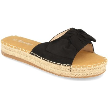Zapatos Mujer Zuecos (Mules) Prisska YJ8382 Negro