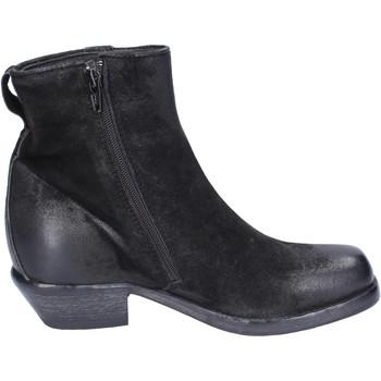 Zapatos Mujer Botines Moma BJ652 Negro