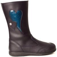 Zapatos Hombre Botas de agua Titanitos BOTA CORAZON Azul