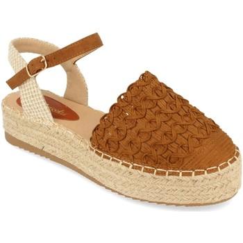 Zapatos Mujer Sandalias Prisska JSZ1078 Camel