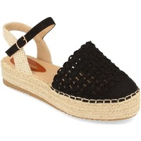 Zapatos Mujer Sandalias Prisska JSZ1078 Negro