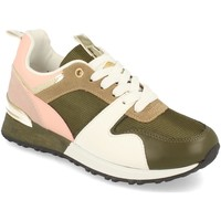 Zapatos Mujer Zapatillas bajas Buonarotti 1CD-1089 Verde