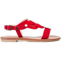 Zapatos Mujer Sandalias Paco Gil ANGELA Rojo