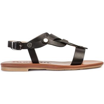 Zapatos Mujer Sandalias Paco Gil ANGELA Negro