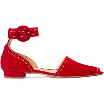 Zapatos Mujer Sandalias Paco Gil PALOMA Rojo