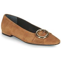 Zapatos Mujer Bailarinas-manoletinas JB Martin SAVOIR Marrón