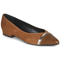 Zapatos Mujer Bailarinas-manoletinas JB Martin TALENT Marrón