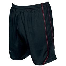 textil Shorts / Bermudas Precision  Negro/Rojo