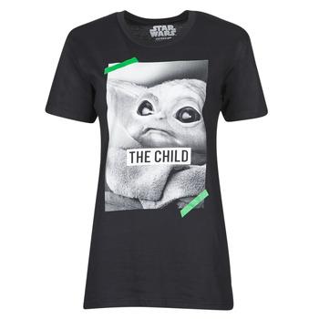 textil Camisetas manga corta Yurban OUFIMM Negro