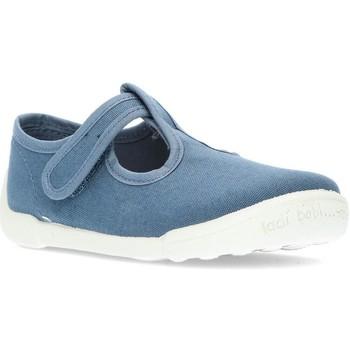 Zapatos Niño Tenis Vulladi PIQUE 4771 AZUL