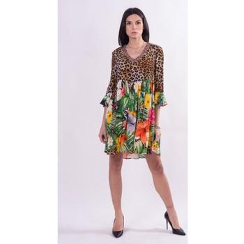 textil Mujer Vestidos cortos Fracomina FR21SD1008W422N4 Incoloro