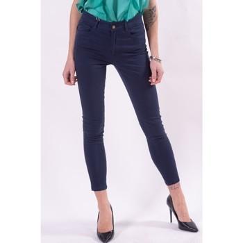 textil Mujer Pantalones Fracomina FR21SP2002W40101 Blu