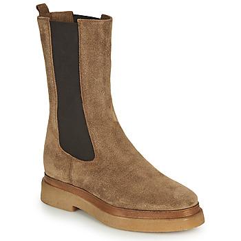 Zapatos Mujer Botas de caña baja JB Martin ORDONNEE Beige