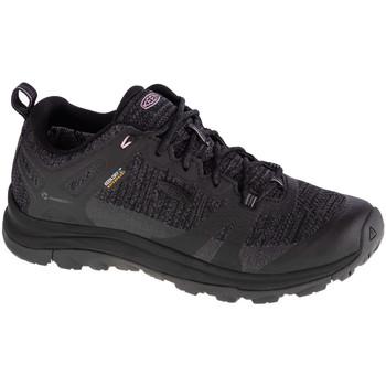 Zapatos Mujer Senderismo Keen W Terradora II WP 1022345 Noir