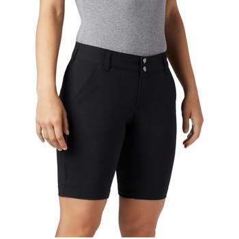 textil Mujer Pantalones cortos Columbia Saturday Trail Long Short Noir