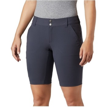 textil Mujer Pantalones cortos Columbia Saturday Trail Long Short Bleu marine