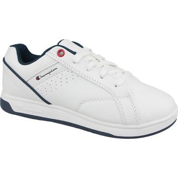 Zapatos Niños Zapatillas bajas Champion Ace Court Tennis As Blanc