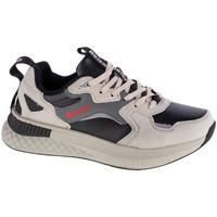 Zapatos Hombre Zapatillas bajas Big Star Shoes Beige