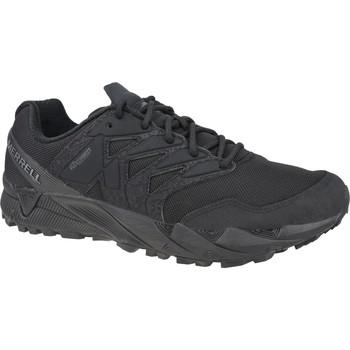 Zapatos Hombre Senderismo Merrell Agility Peak Tactical Noir