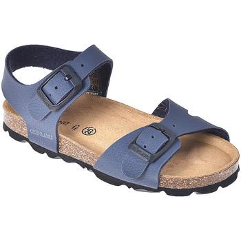 Zapatos Niños Sandalias Grunland SB0025 Azul
