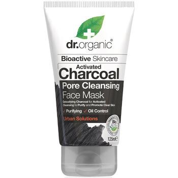 Belleza Mascarillas & exfoliantes Dr. Organic Carbón Mascarilla Facial  125 ml