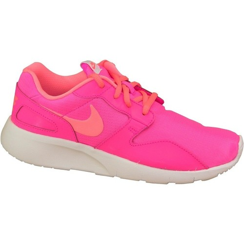 Zapatos Mujer Zapatillas bajas Nike Kaishi Gs 705492-601 Naranja,Rosa