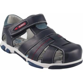 Zapatos Niño Sandalias Bubble Bobble Deporte niño  a2384 azul Azul