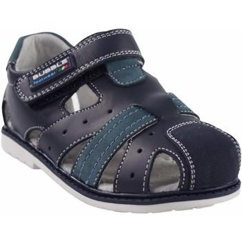 Zapatos Niño Sandalias de deporte Bubble Bobble Deporte niño  a2381 azul Azul